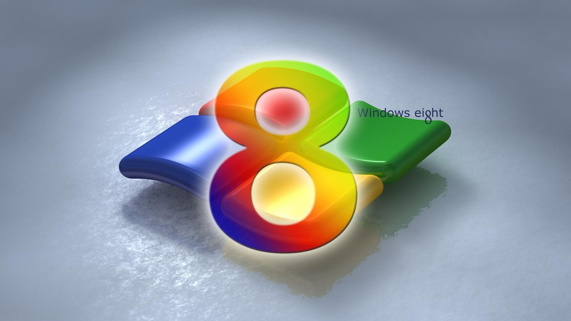 Best Windows 8 3D Logo HD Wallpapers Windows 8 Zone HD Wallpapers