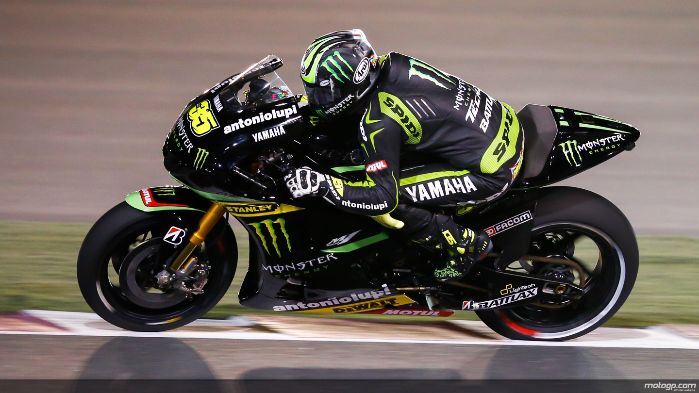 New Cal Crutchlow MotoGP 2013 Full HD Wallpaper