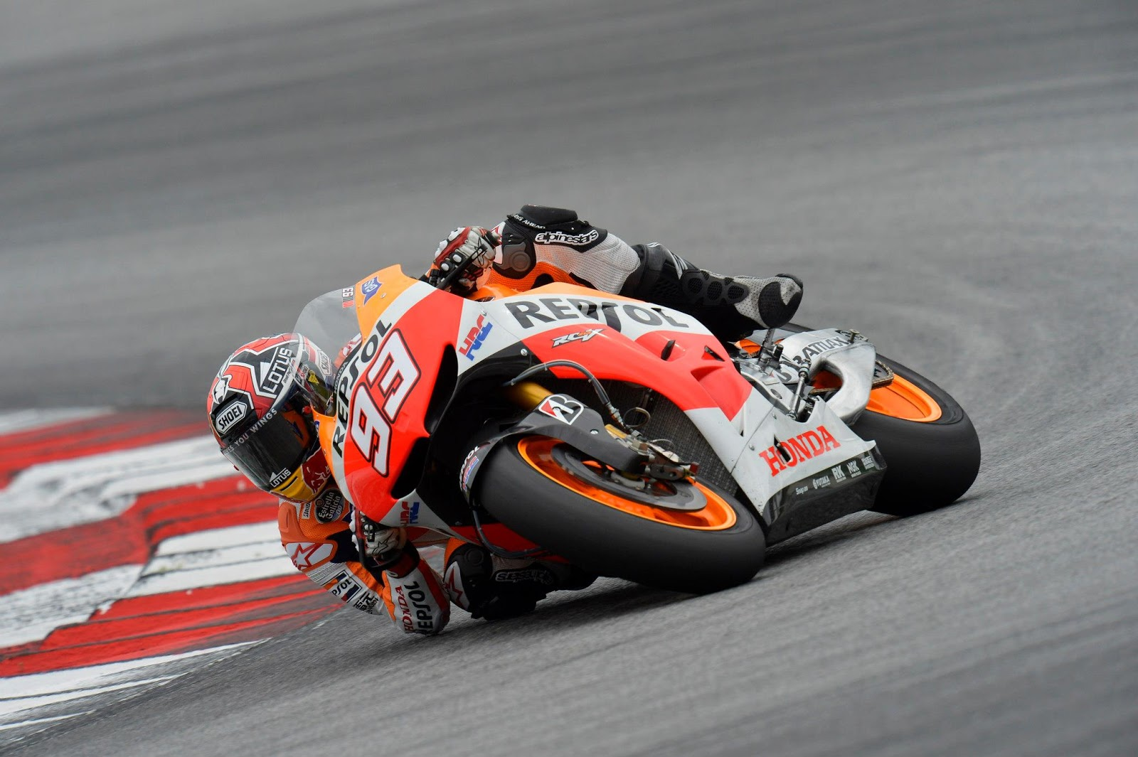 Marc Marquez MotoGP 2013 Wallpaper High Definition