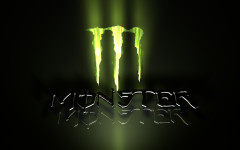 Monster Energy Logo HD Wallpaper Free Download Drink