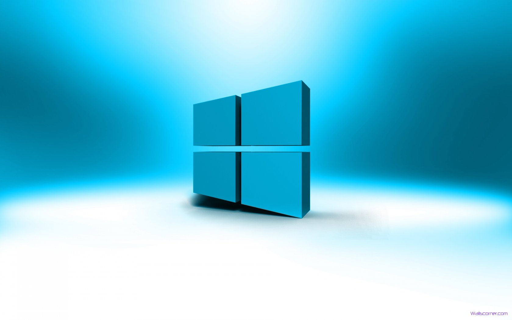 Windows 8 3D Logo Wallpaper HD HQ Widescreen Wallpapers Download