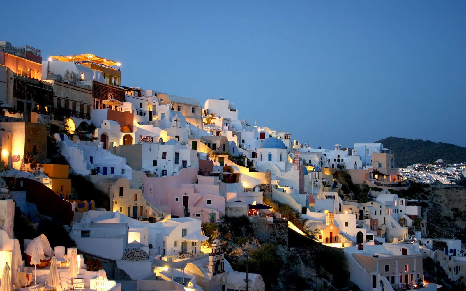 Santorini Greece HD Wallpapers HD Desktop