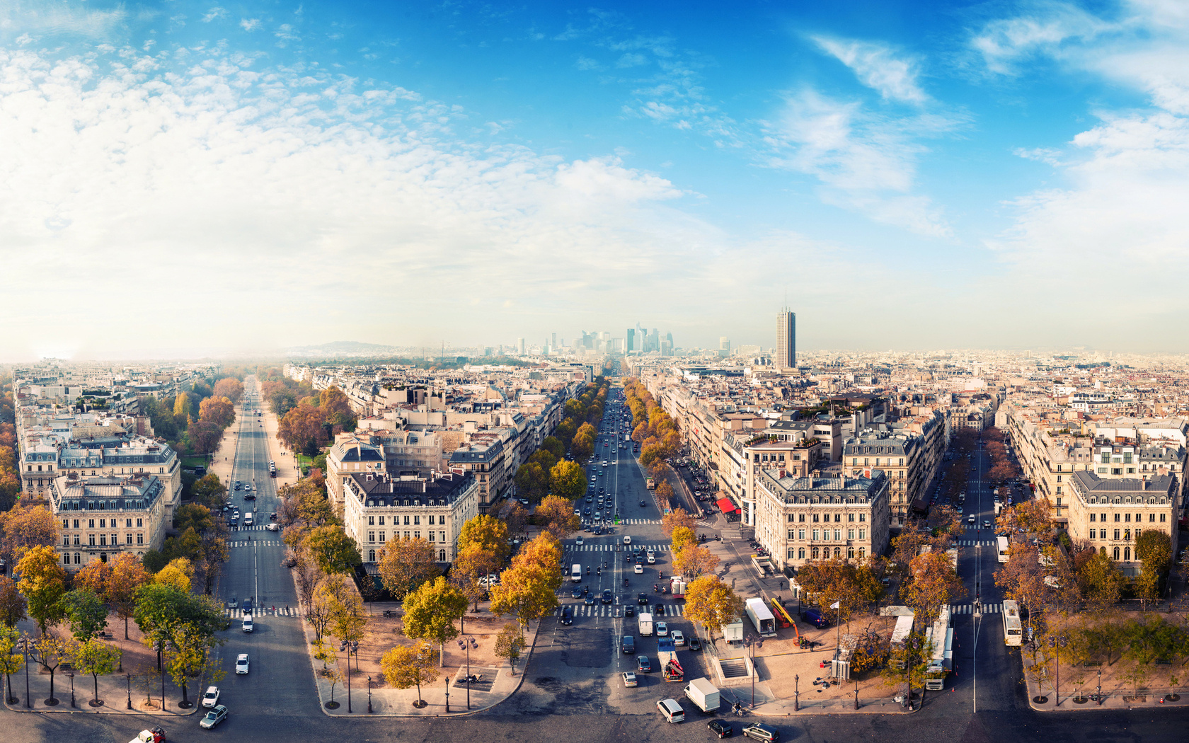 Paris City HD Wallpapers for Desktop Background