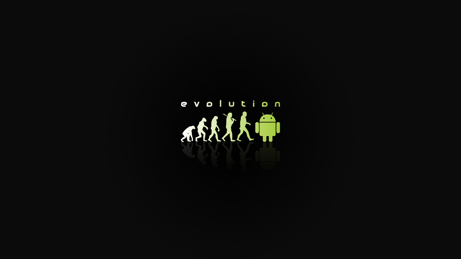 The Android Evolution 1080p HD Wallpaper 1080p HD Wallpapers