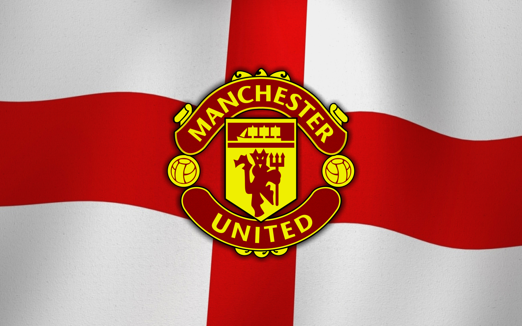 Manchester United Logo Full HD Wallpaper 4 Manchester United Logo on ...