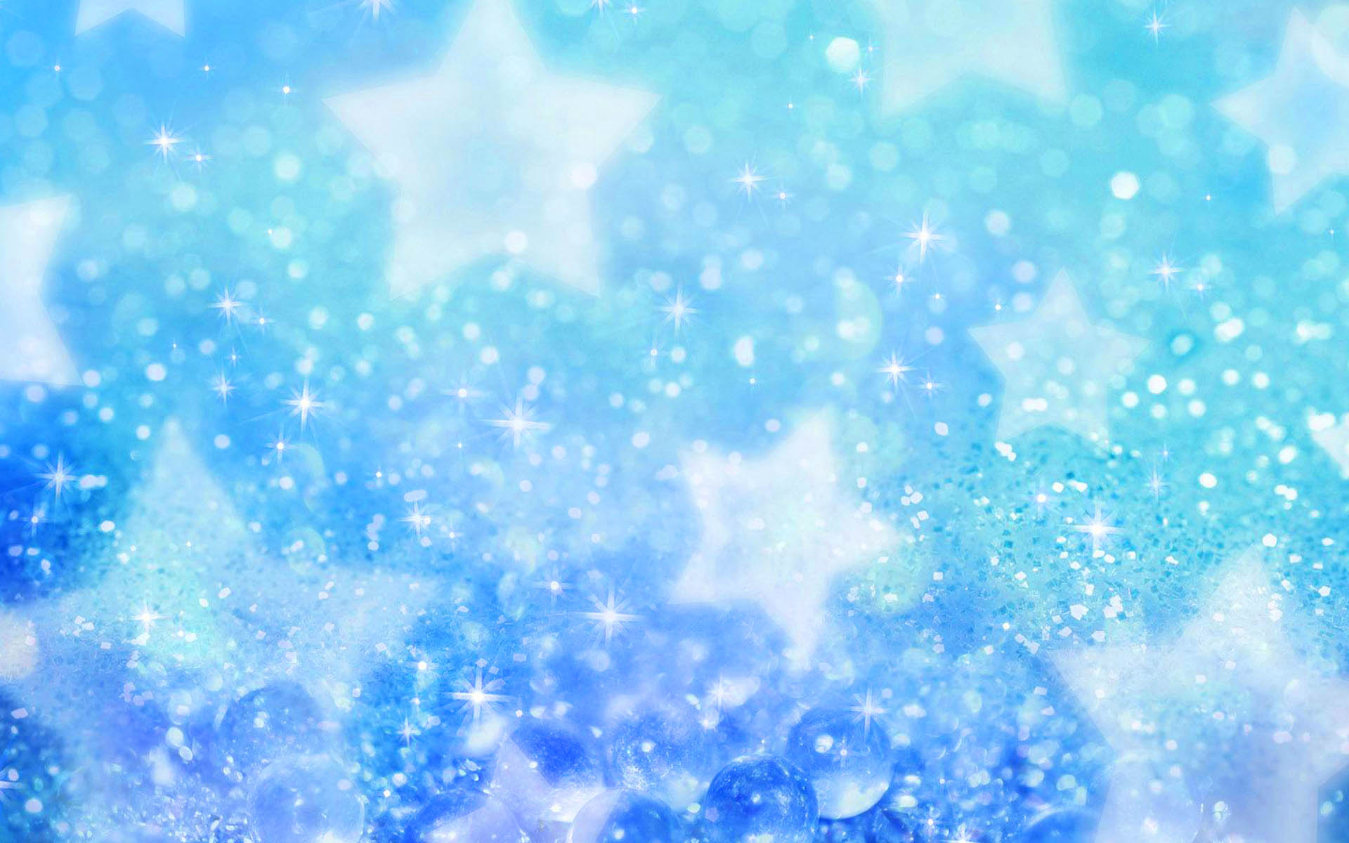Blue Glitter Graphics Creative Graphics Art Star HD Wallpapers