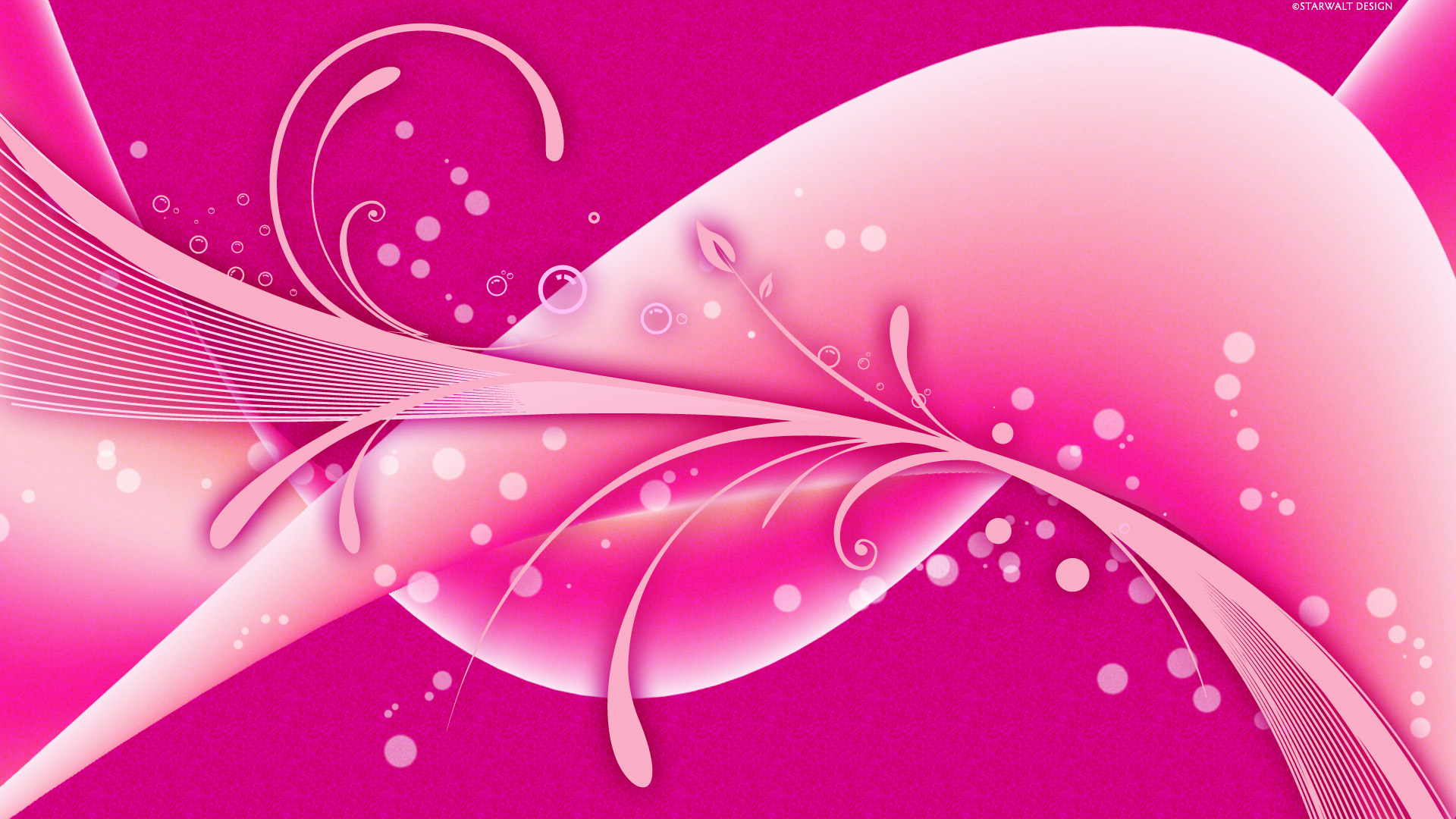 HD Pink Design Image Picture Wallpapers Screensavers for Desktop Background