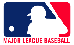 Major League Baseball Logo Image Picture Full Wallpapers Widescreen For Desktop