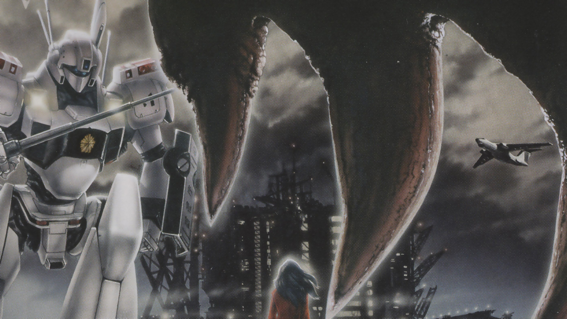 Patlabor Robot Image Picture Anime HD Wallpapers Desktop Widescreen