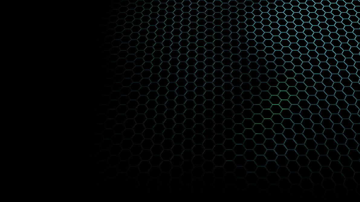 Hexagon Art Black Background HD  Wallpapers Desktop PC
