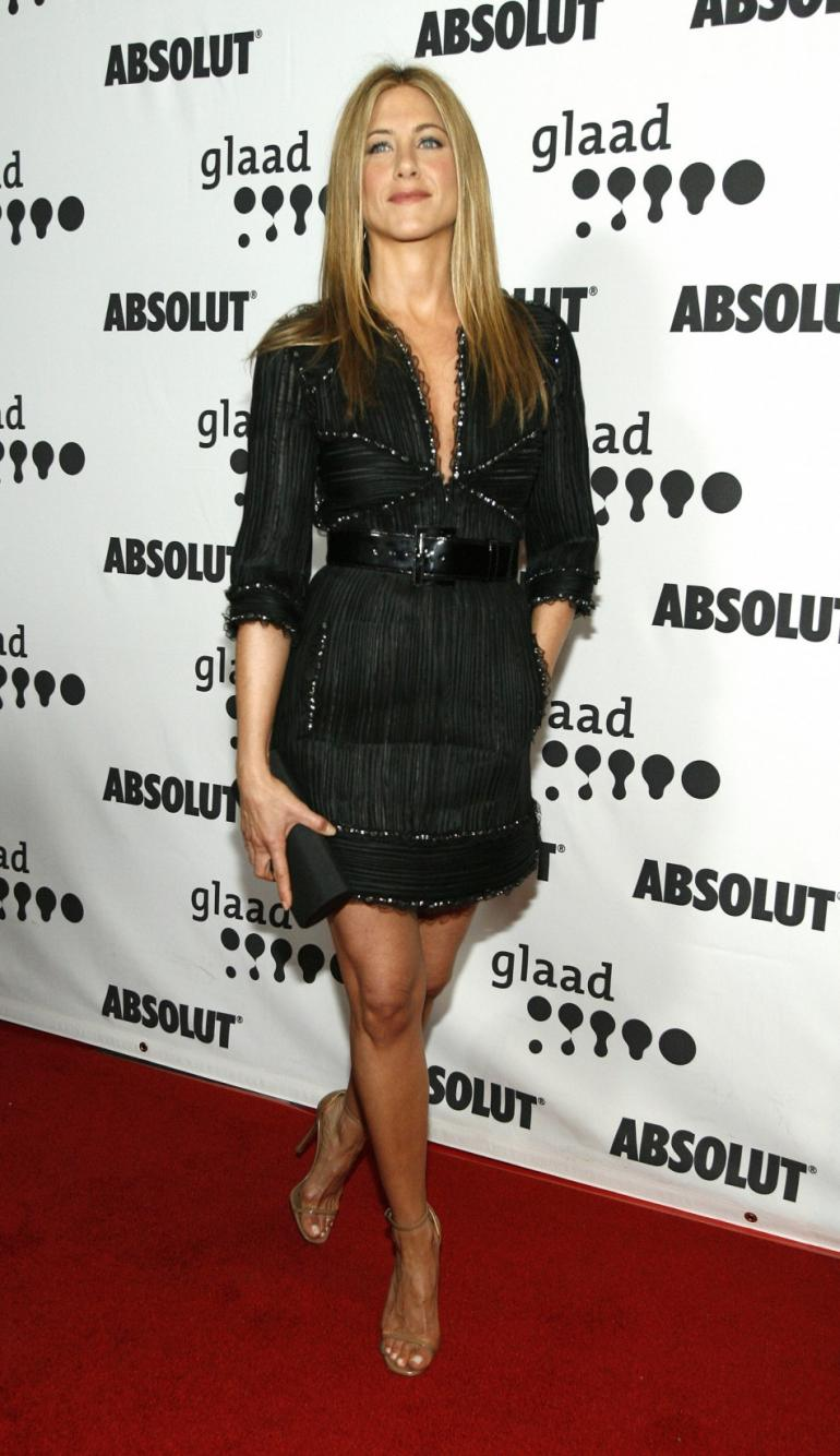 Jennifer Aniston: Sexy, Red Carpet Looks