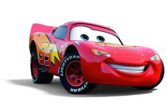 Cars Lightning McQueen 001 Wallpaper HD wallpaper