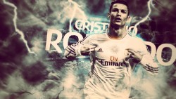 Cristiano Ronaldo hd wallpaper 2013-2014 number one |by hshamsi by Hshamsi on