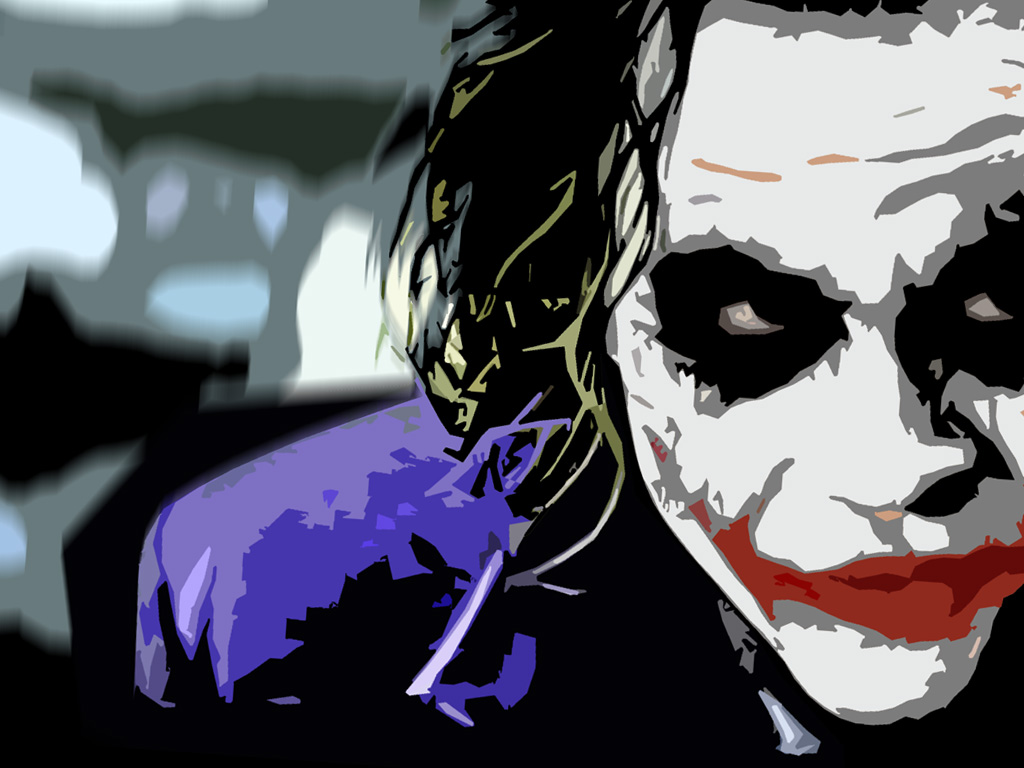 joker - The Joker Wallpaper