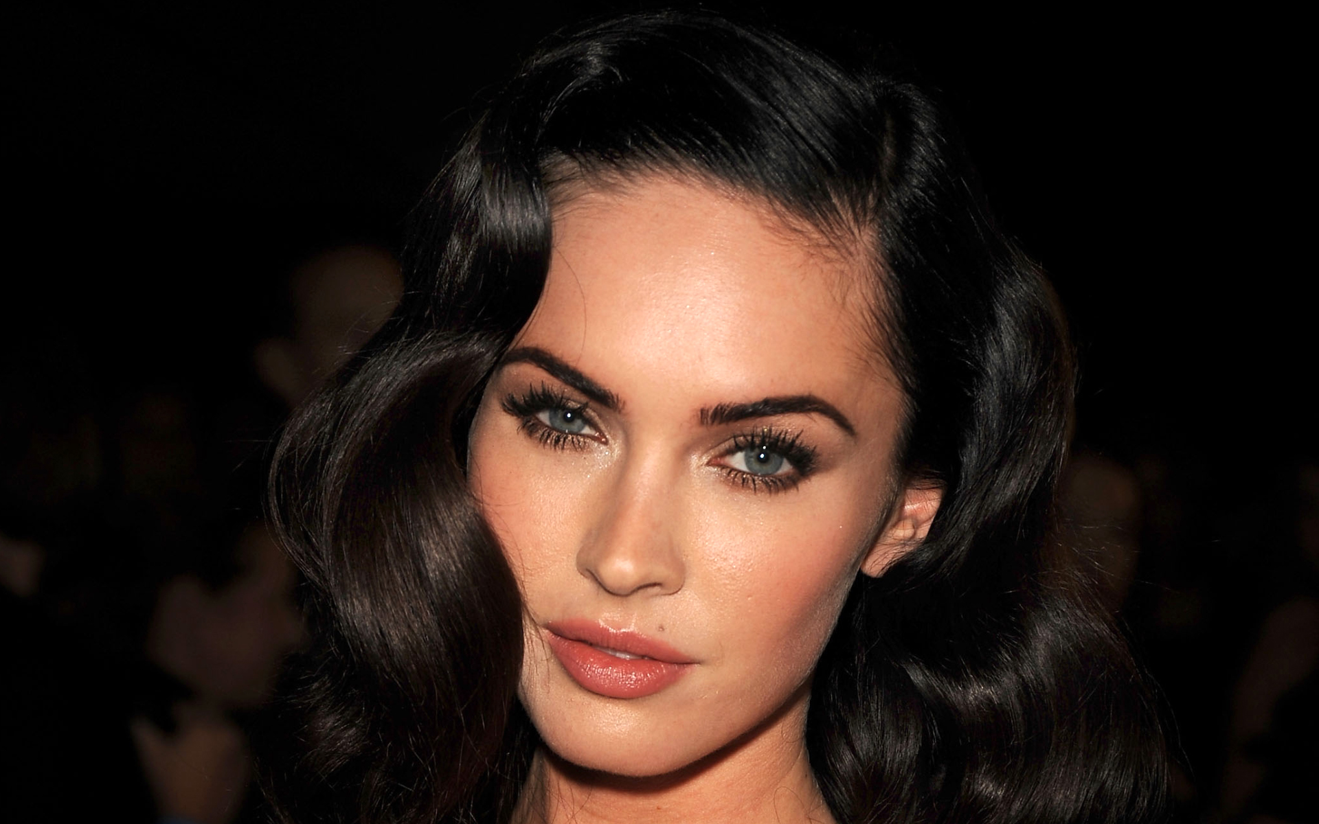 Megan Fox Celebrity Celebrities 1920x1200