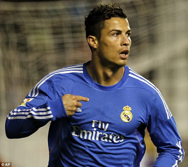 Cristiano Ronaldo could overtake Raul as Real Madrid\'s all-time