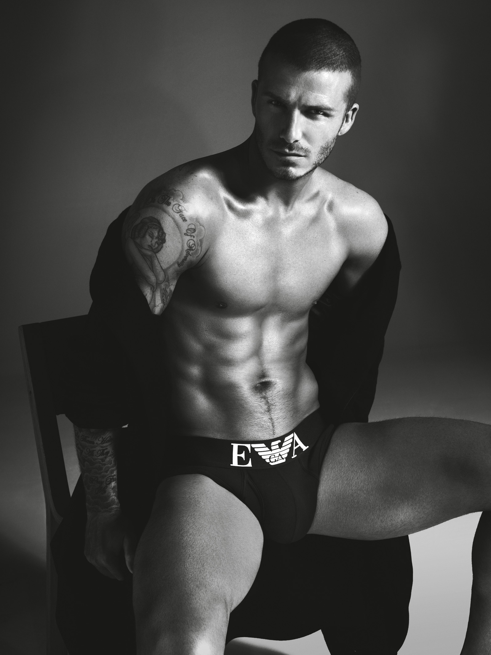 David Beckham for Giorgio Armani | SexyAdvertisement's Blog