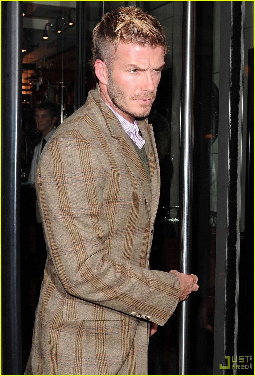 Full Sized Photo of david beckham cipriani 05 | photofull | Just Jared