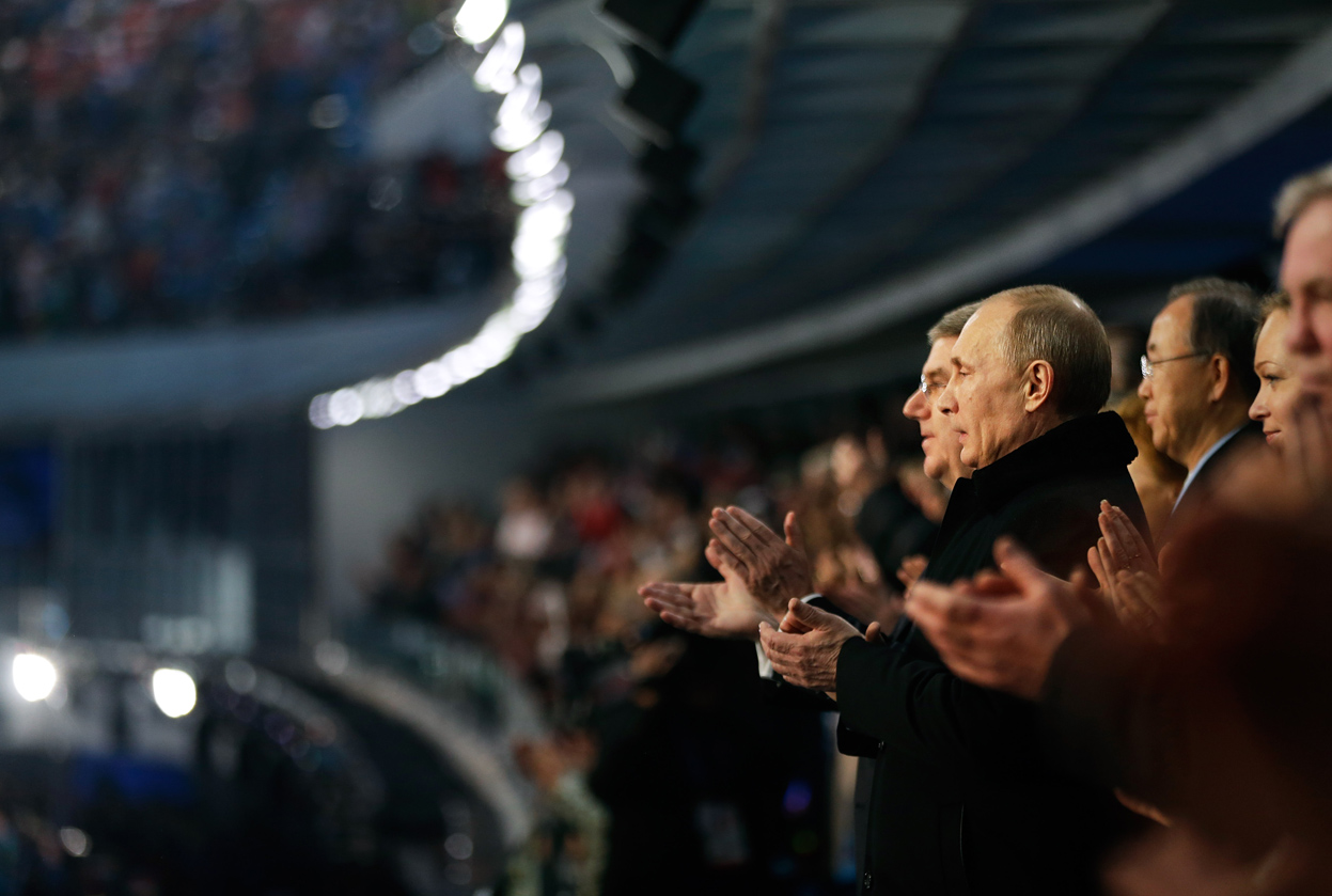 Sochi 2014: The Opening Ceremony - In Focus - The Atlantic