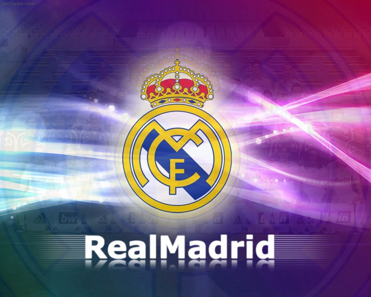 Real Madrid Pictures: Real Madrid C.F Logo