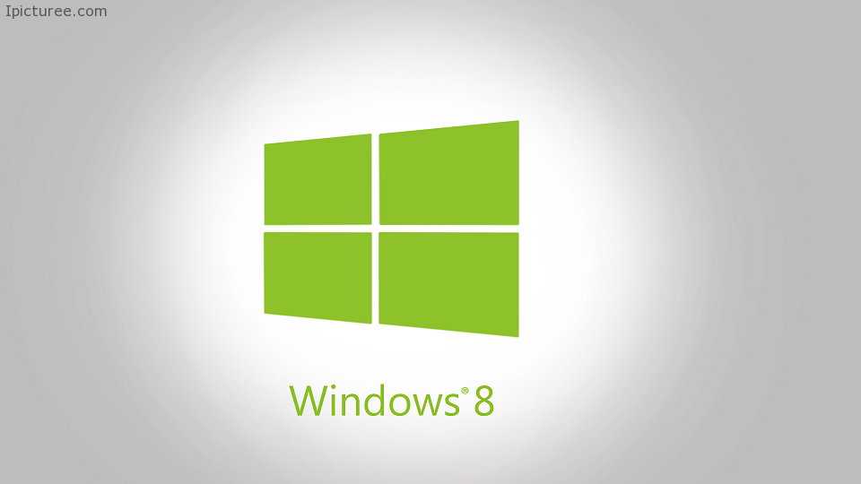 Windows 8 Logo Wallpaper HD