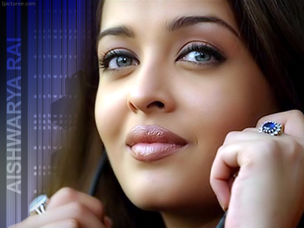 Aishwarya Rai beautiful eyes Wallpaper