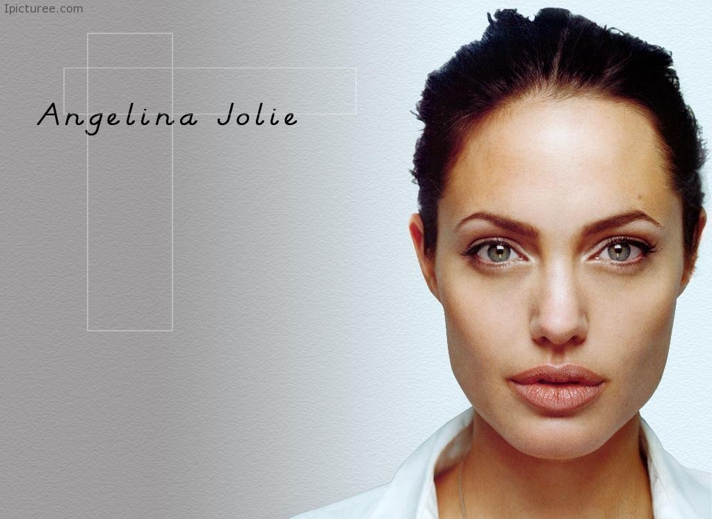 Angelina Jolie Wallpaper Hot