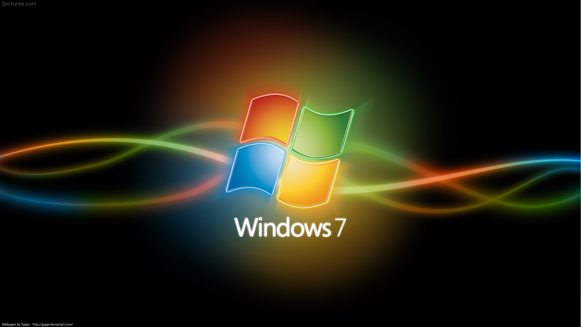 Windows 7 Wallpaper Desktop Win 7 Background Colors