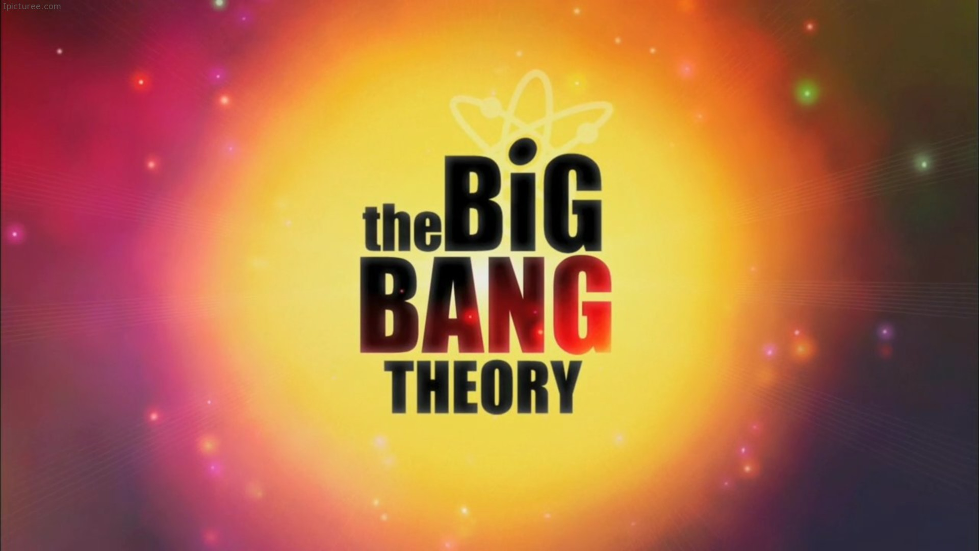 Big Bang Theory HD Wallpaper