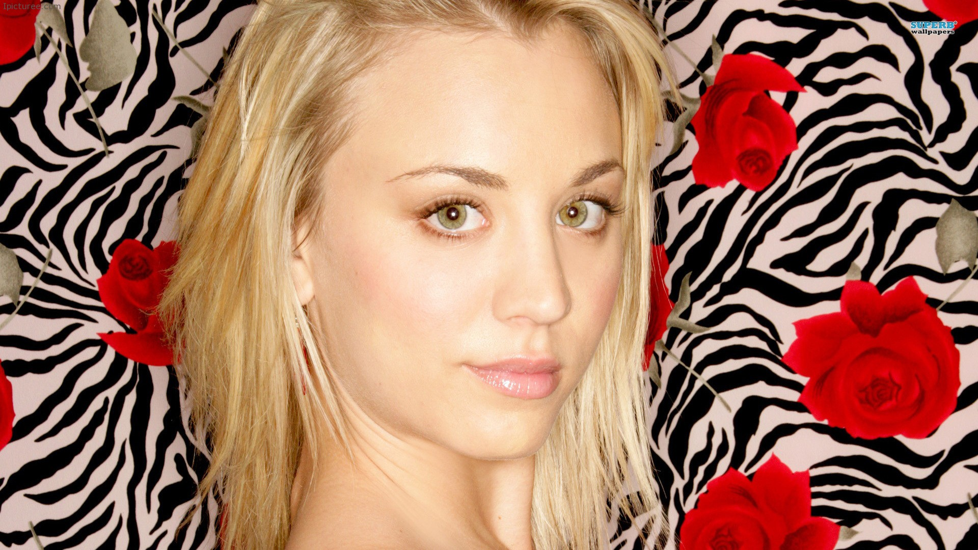 Kaley Cuoco wallpaper 1920×1080