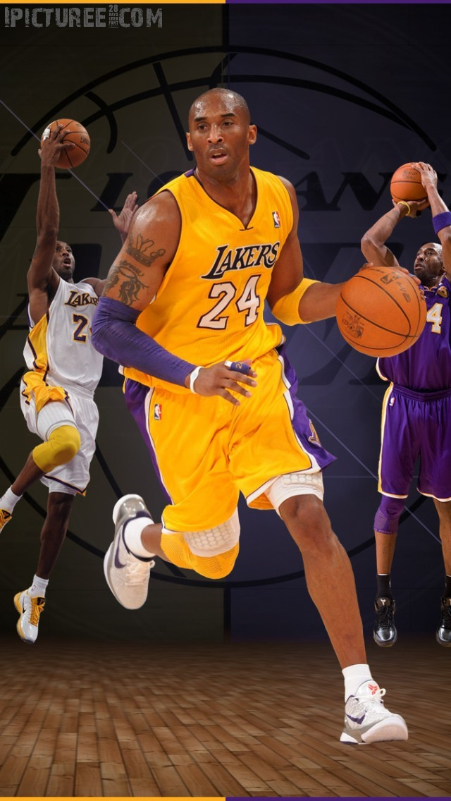 Kobe Bryant Wallpaper for Apple iPhone 5s