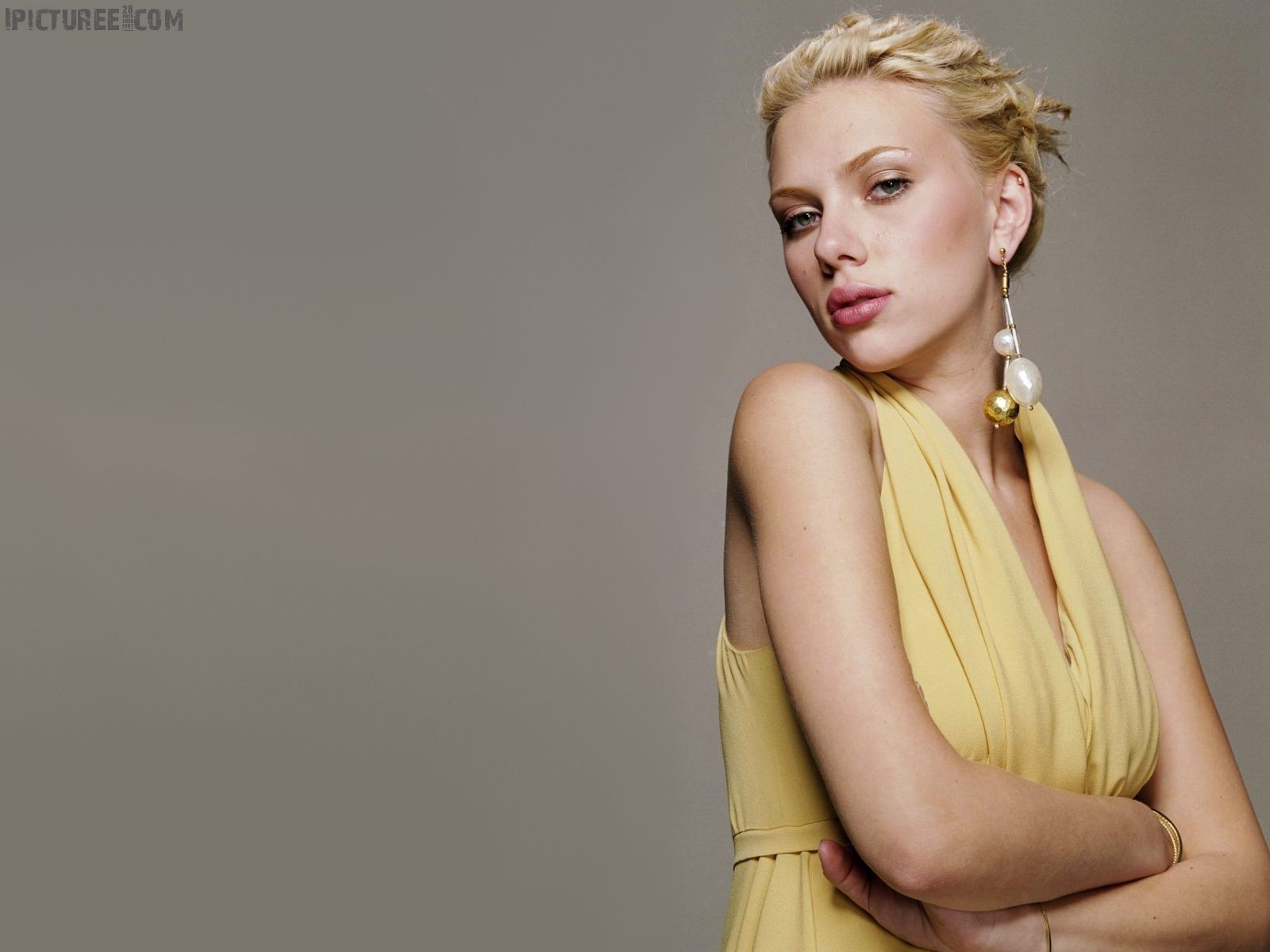 Scarlett Johansson Photo Hd Wallpaper