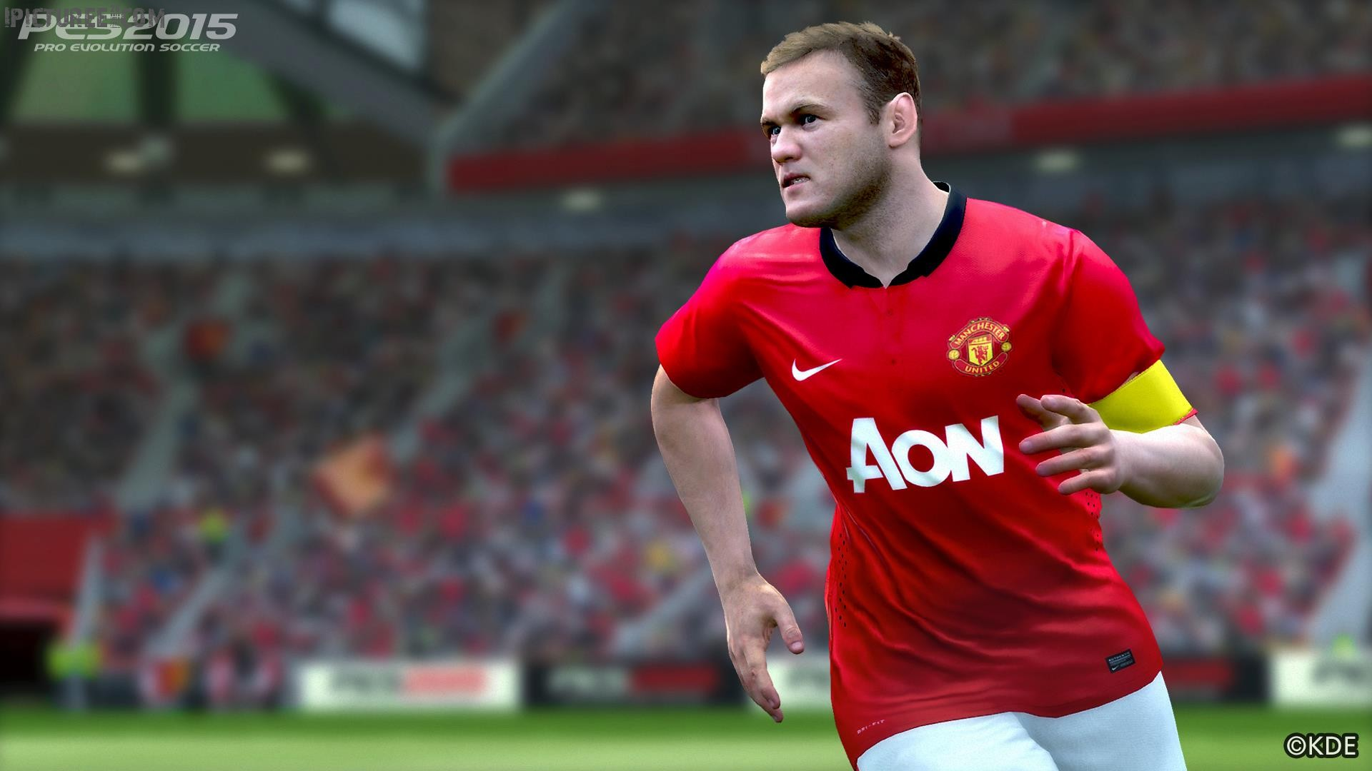 Wayne Rooney Fifa 2015 screenshot