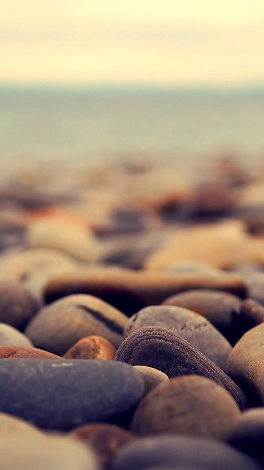 Ocean Rocks iPhone 6 Plus HD Wallpaper