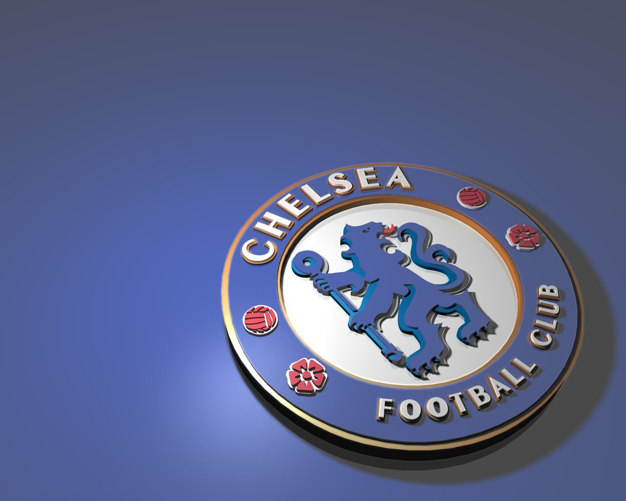 Chelsea FC Logo HD wallpaper
