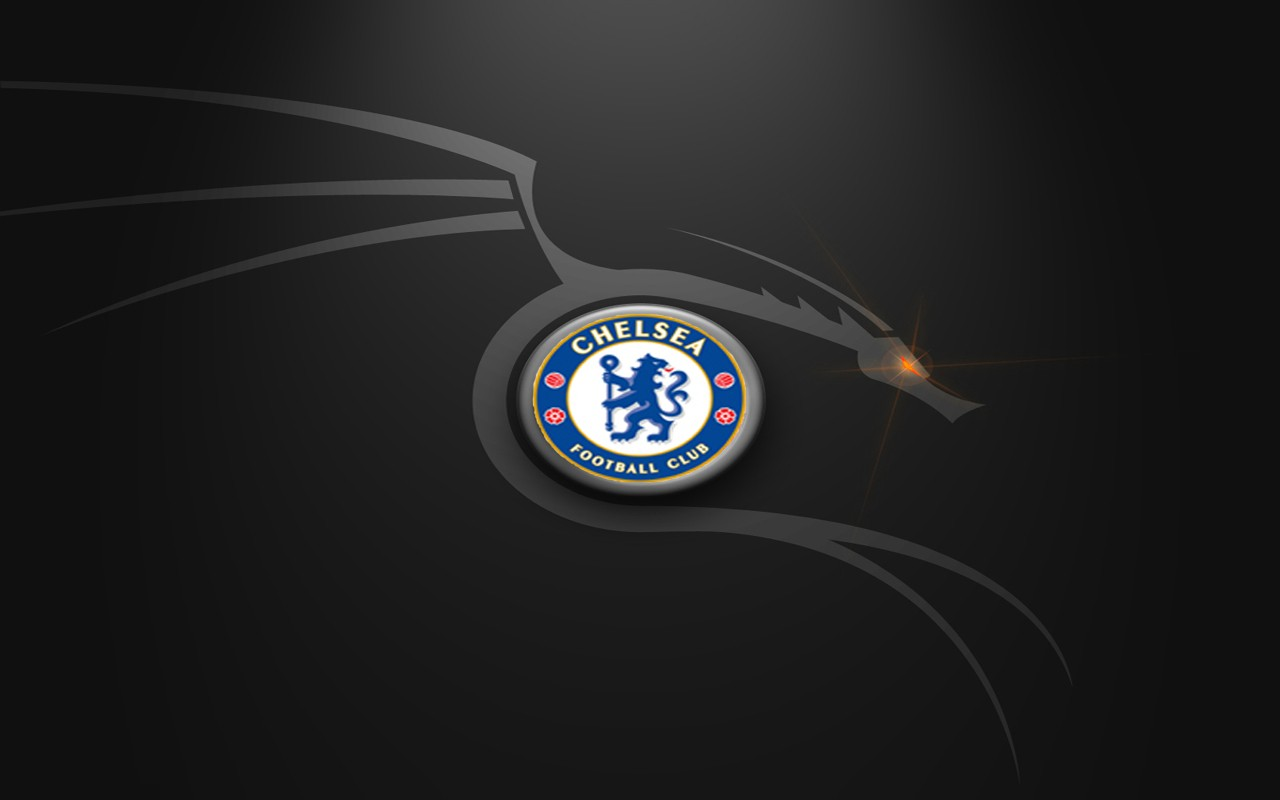 Beautiful Chelsea Fc Logo Wallpaper