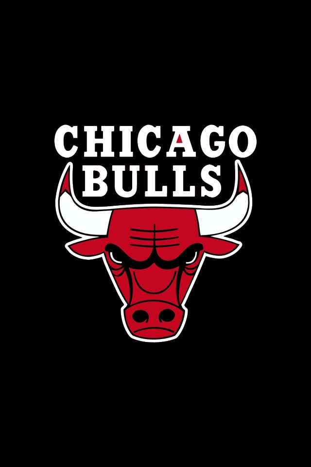 NBA Chicago Bulls iPhone 6 Wallpaper