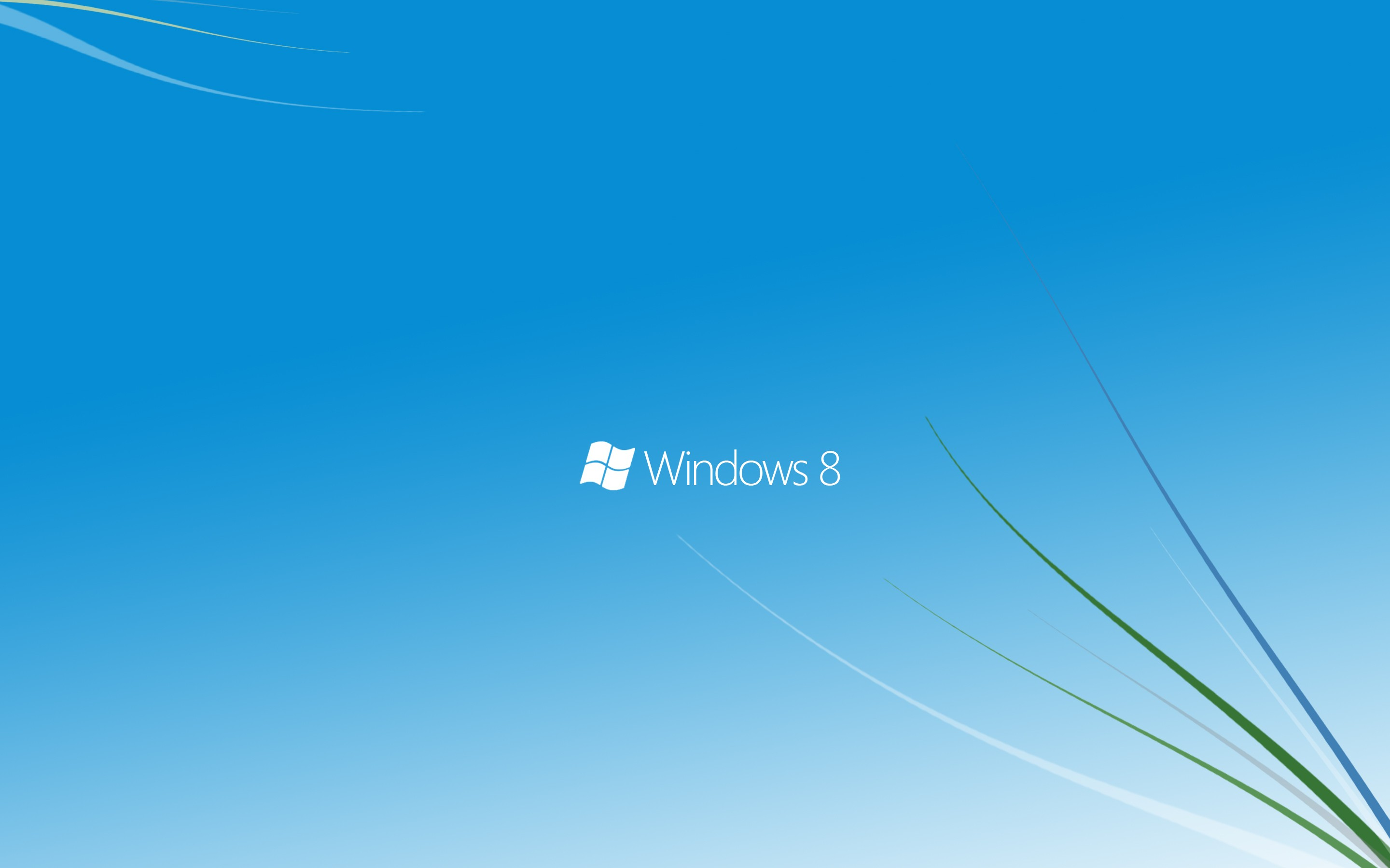 Simple Windows 8 Wallpaper