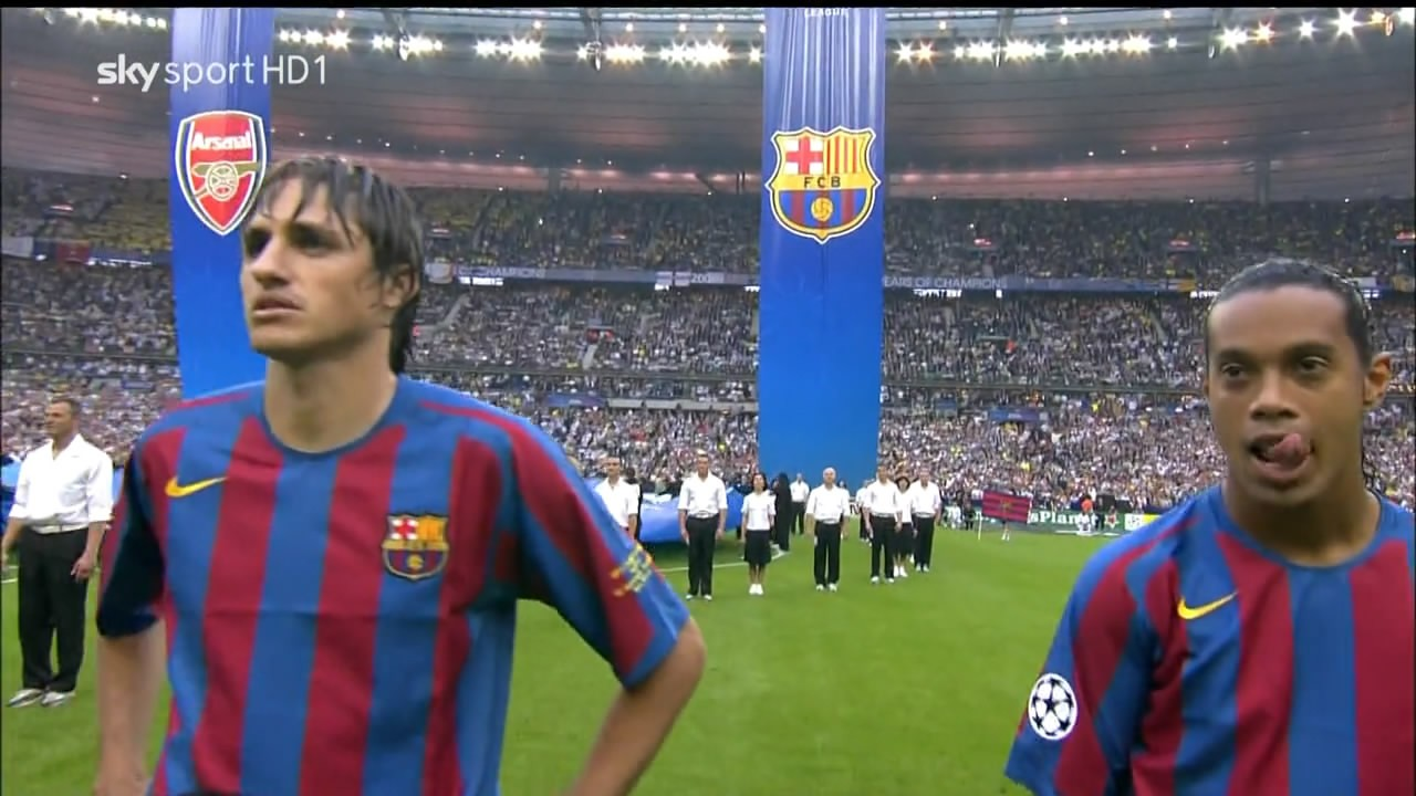Fc Barcelona Champions League Final