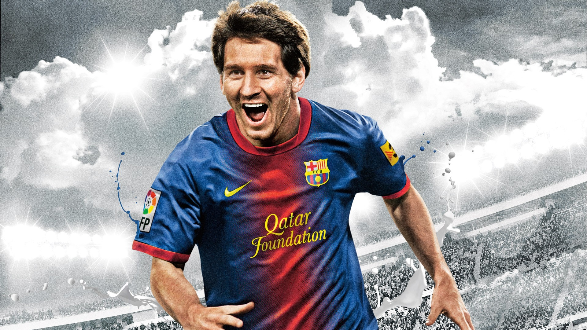 Lionel Messi Fifa Wallpaper