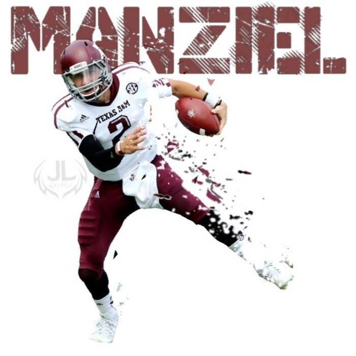 Johnny Manziel NFL iPhone 6 Wallpaper