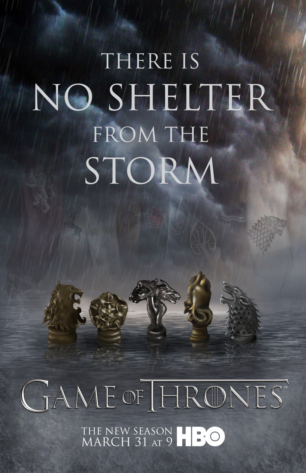 Game of Thrones – There is no Shelter from the Storm