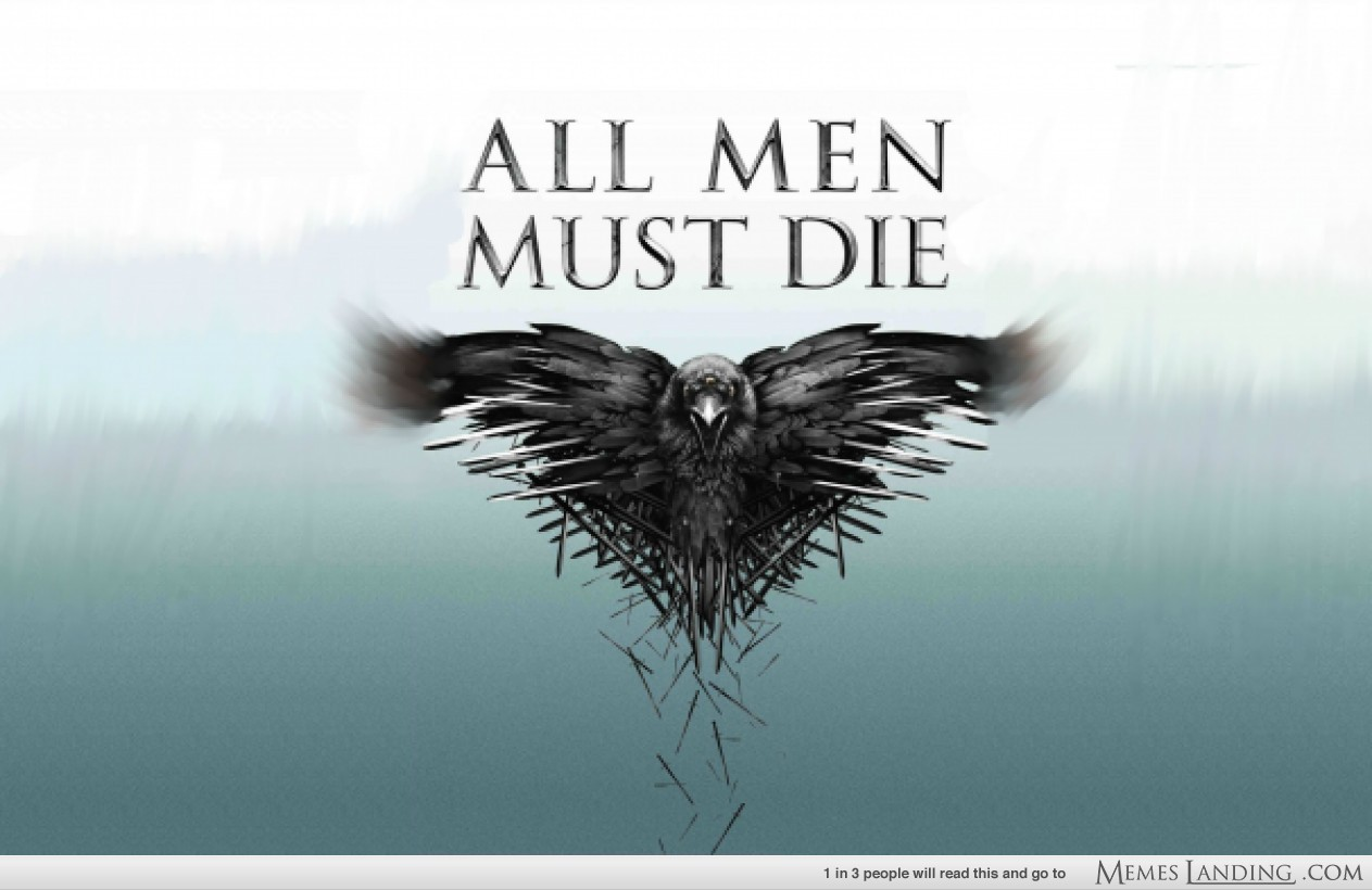 Game of Thrones season 5 All Men Must Die wallpaper