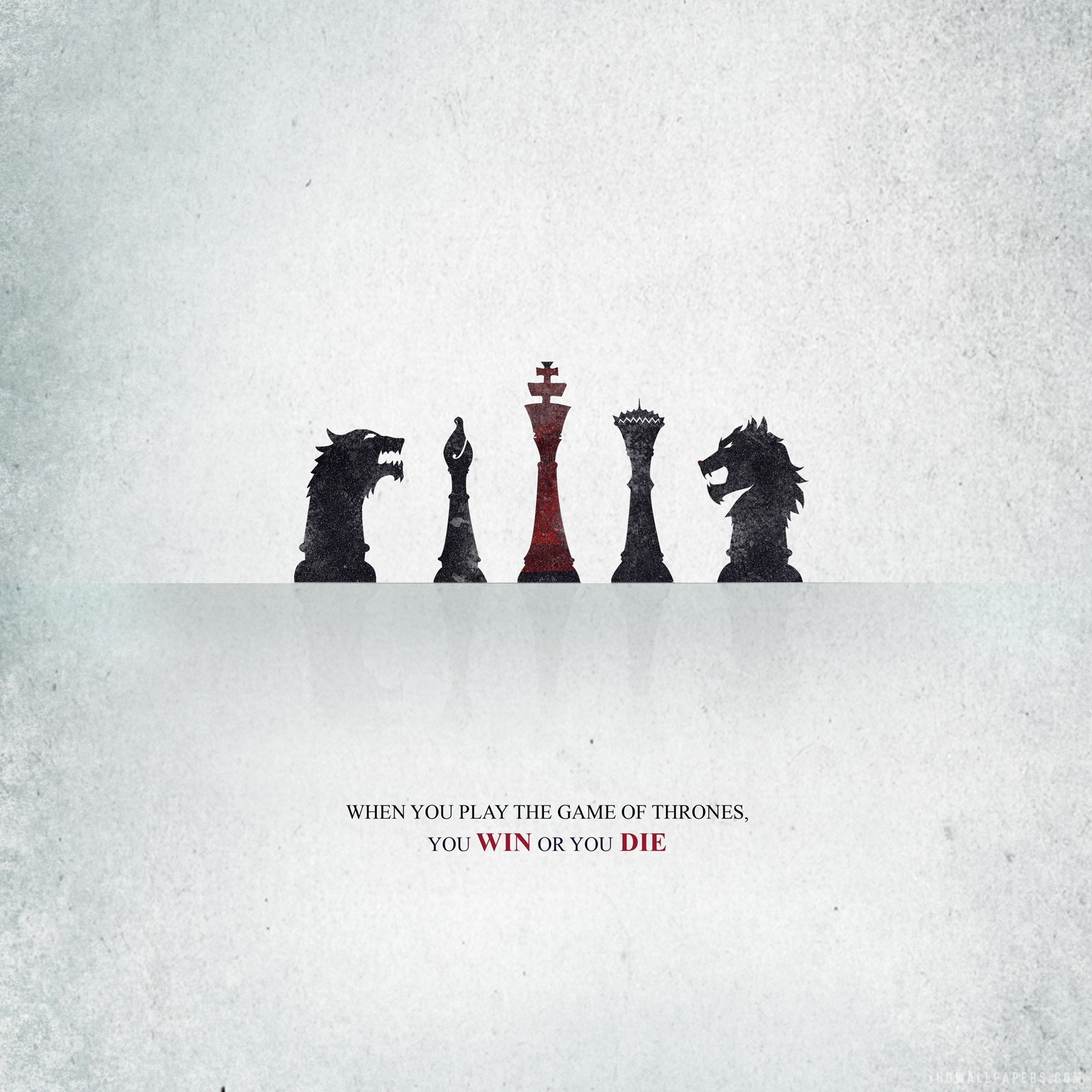 Game of Thrones Season 5 Chess Wallpaper