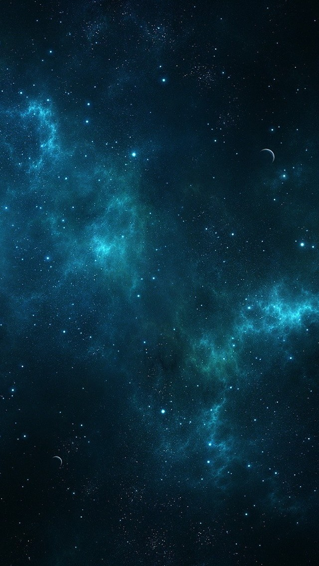 Stars in Space iPhone 6 Wallpaper