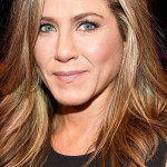 Jennifer Aniston Closeup Look