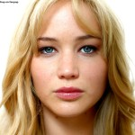Jennifer Lawrence Cute Closeup Look