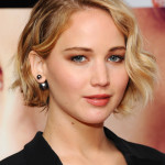 Jennifer Lawrence Short Hair Wallpaper