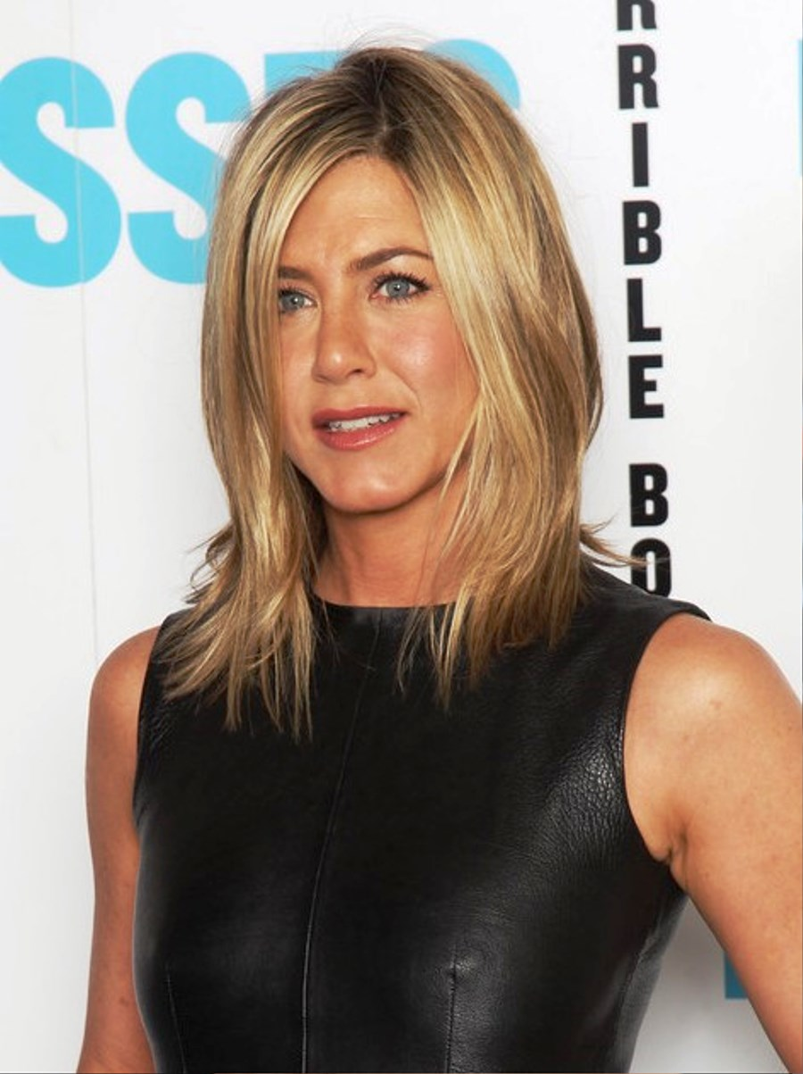 Sexy Jennifer Aniston Hairstyle